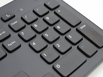NumLock がなくなった Dell Inspiron 660s のキーボード - Canon PowerShot SX160 IS