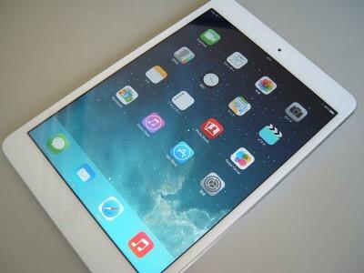 初めて Apple 製品 (iPad mini) を買いました - 富士フィルム FinePix A330