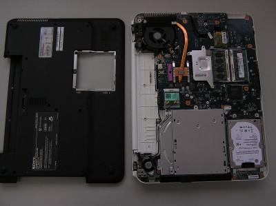 SONY VAIO VGN-NS50B の HDD 取り外し方法 - OLYMPUS CAMEDIA C-750 Ultra Zoom