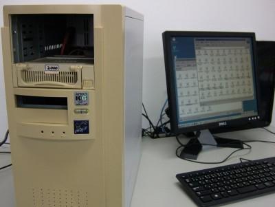 9年前まで使っていたパソコンを久しぶりに起動しました - 富士フィルム FinePix F700
