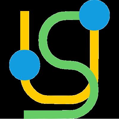 魚沼情報サービス ロゴ
