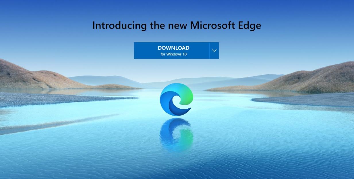Chromium ベースの Microsoft Edge